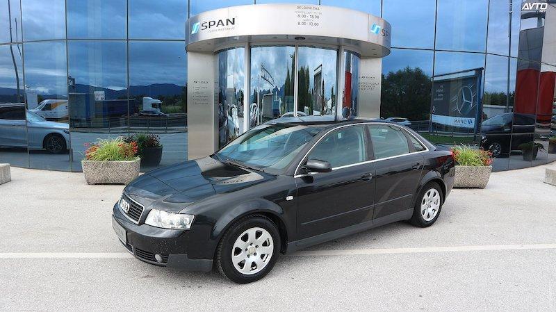 Audi A4 1.9 TDI SLO. 1.LASTNIK