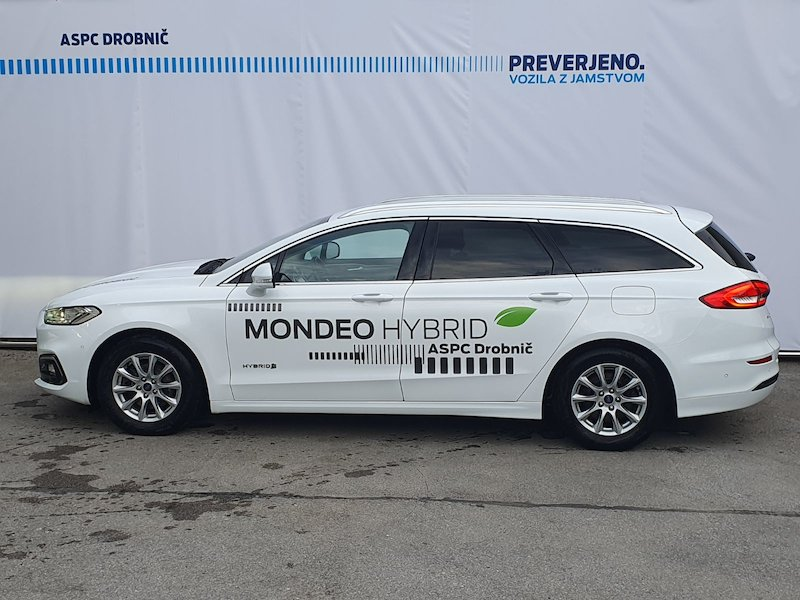 Mondeo, Titanium Hibrid 2.0 138KW  187 KM