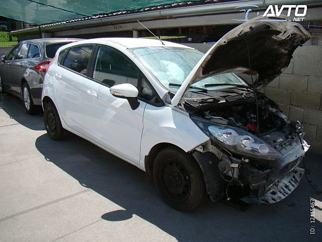 Fiesta, Trend 1.25 16V