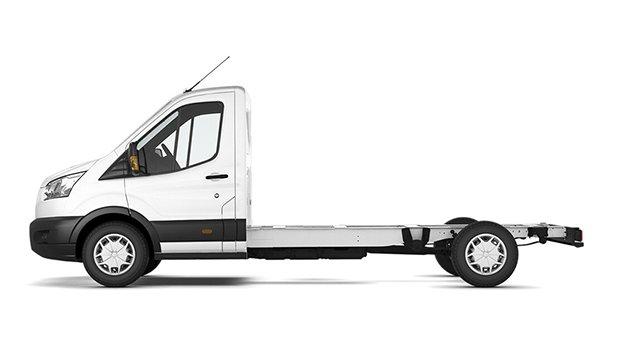 Transit Šasija, TREND 2.0 TDCi 125 kW (170 KM) FWD