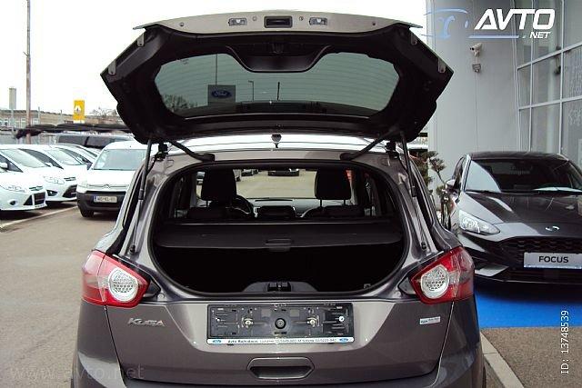 Ford Kuga, 2.0 TDCi Titanium