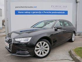 Audi A4 Avant 2.0 TDI Design S tronic - SLOVENSKO VOZILO