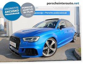 Audi RS3 Sportback quattro 2.5 TFSI S tronic - SLO