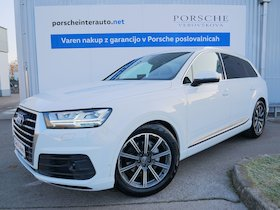 Audi Q7 quattro 3.0 TDI Tiptronic S line -ZRAČNO VZMETENJE