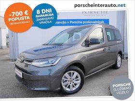 Volkswagen Caddy 5 Life 2.0 TDI - SLOVENSKO VOZILO
