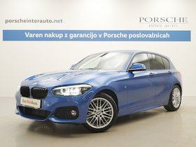 BMW serija 1 116i Edition M Sport Shadow