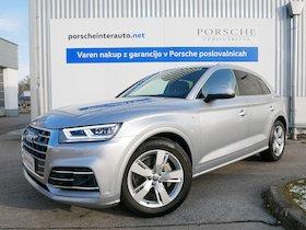 Audi Q5 quattro 40 TDI Sport S tronic - SLOVENSKO VOZILO