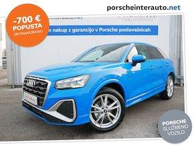 Audi Q2 35 TFSI S line S tronic - PRENOVLJENI MODEL - SLO