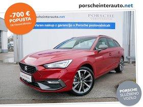 Seat Leon SP 2.0 TDI FR DSG - NOVI MODEL - SLOVENSKO VOZILO