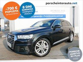 Audi Q7 quattro 3.0 TDI Tiptronic S line- SLOVENSKO VOZILO