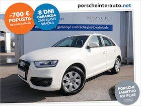 Audi Q3 quattro 2.0 TDI - SLOVENSKO VOZILO