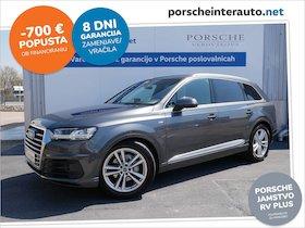 Audi Q7 quattro 3.0 TDI Tiptronic S line - SLO - JAMSTVO