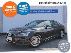 Audi A5 Coupe  2.0 TDI quattro S tronic - SLOVENSKO VOZILO