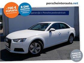 Audi A4 2.0 TDI S tronic - SLOVENSKO VOZILO