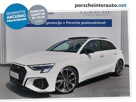 Audi S3 Sportback quattro TFSI S tronic - SLOVENSKO VOZILO