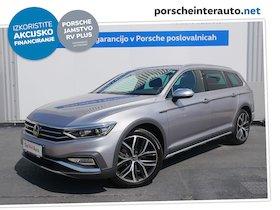 Volkswagen Passat Variant 4motion 2.0 TDI BMT Alltrack DSG - SLO