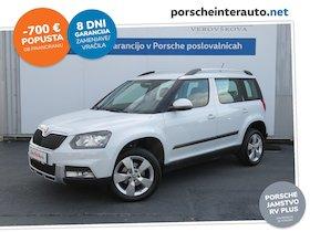 Škoda Yeti Outdoor 4x4 2.0 TDI - SLOVENSKO VOZILO