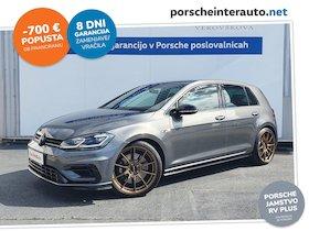 Volkswagen Golf 2.0 R 4motion BMT DSG - AKRAPOVIČ - SLO