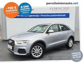 Audi Q3 2.0 TDI Style S tronic - SLOVENSKO VOZILO