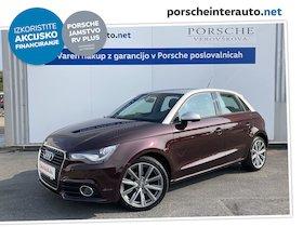 Audi A1 1.6 TDI Attraction S-tronic - SLOVENSKO VOZILO