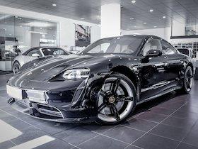 Porsche Taycan Turbo SLOVENSKO VOZILO