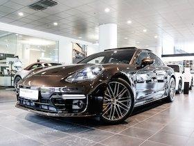 Porsche Panamera Turbo S E-Hybrid SLOVENSKO VOZILO