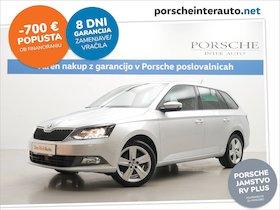 Škoda Fabia Combi 1.4 TDI Style