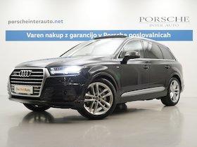 Audi Q7 quattro 3.0 TDI Tiptronic S-Line SLO