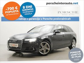 Audi A4 Avant quattro 2.0 TDI  S-Line - SLOVENSKO VOZILO