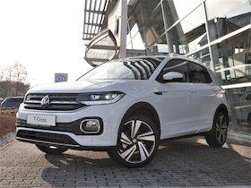 Volkswagen T-Cross 1.0 TSI BMT R-line Edition
