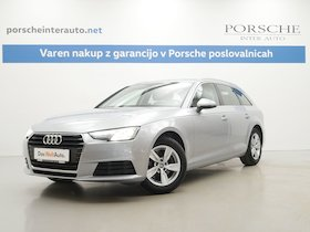 Audi A4 Avant 35 TDI S tronic - SLOVENSKO VOZILO