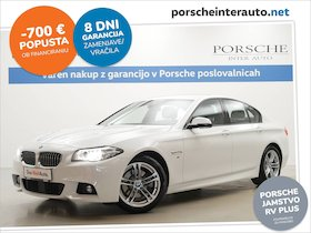 BMW serija 5 520d - SLO VENSKO VOZILO