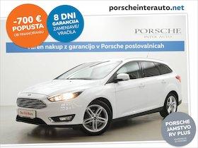 Ford Focus Karavan 1.5 EcoBlue Titanium X - SLOVENSKO VOZILO