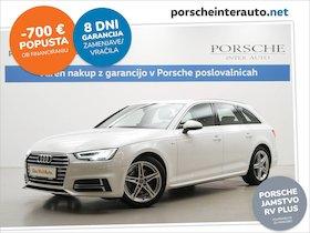 Audi A4 Avant 1.4 TFSI Sport S tronic - SLOVENSKO VOZILO