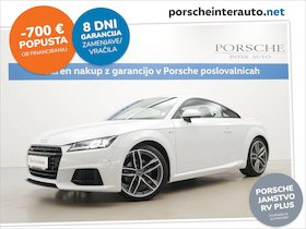 Audi TT Coupe  2.0 TFSI quattro S tronic - SLOVENSKO