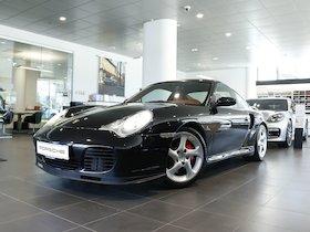 Porsche 911 Turbo Coupe - SLOVENSKO VOZILO