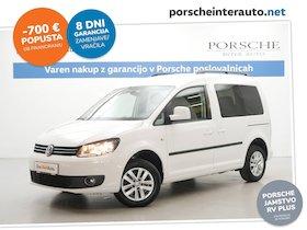 Volkswagen Caddy Family 1.6 TDI - SLOVENSKO VOZILO