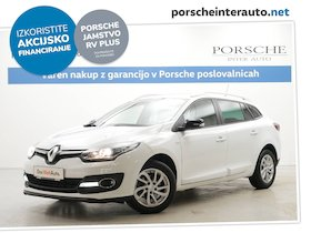 Renault Megane Grandtour dCi 110 Energy Limited Edition - SLO
