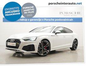 Audi A5 Sportback quattro 40 TDI S line - SLOVENSKO VOZILO