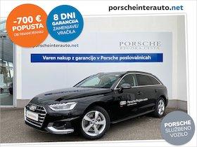 Audi A4 Avant 35 TDI Advanced S tronic - SLOVENSKO VOZILO