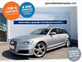 Audi A6 Avant 2.0 TDI ultra quattro S tronic - SLOVENSKI