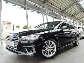 Audi A4 Avant 35 TFSI S tronic S line - SLOVENSKO VOZILO