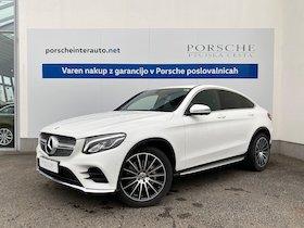 Mercedes-Benz GLC coupe GLC Coupé 220 d 4MATIC AMG Line Avt. - SLOVENSKI