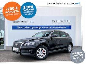 Audi Q5 quattro 2.0 TDI DPF Business - SLOVENSKO VOZILO