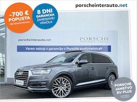 Audi Q7 quattro 3.0 TDI Business Tiptronic S line - SLO