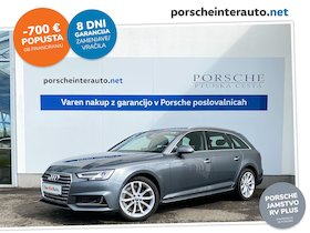 Audi A4 Avant 2.0 TDI S line - SLOVENSKO VOZILO