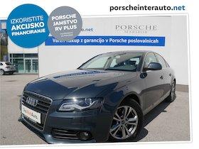 Audi A4 1.8 TFSI - SLOVENSKO VOZILO