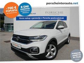 Volkswagen T-Cross 1.0 TSI BMT Style - SLOVENSKO VOZILO