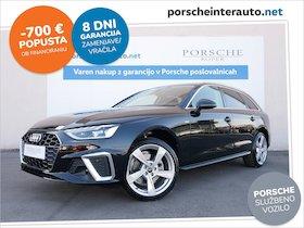 Audi A4 Avant 35 TDI S line S tronic - AKCIJA BLACK FRIDAY