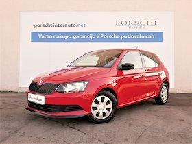 Škoda Fabia 1.0 Active - SLOVENSKO VOZILO